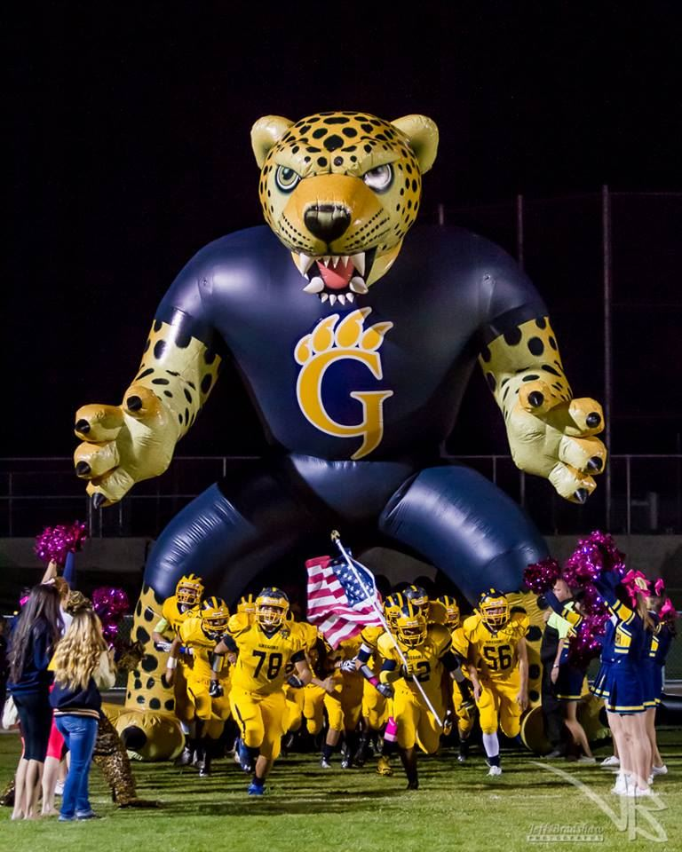 Gregori High School - Freshman Football