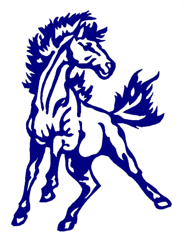 Marvell-Elaine High School - Marvell-Elaine Jr. Mustangs