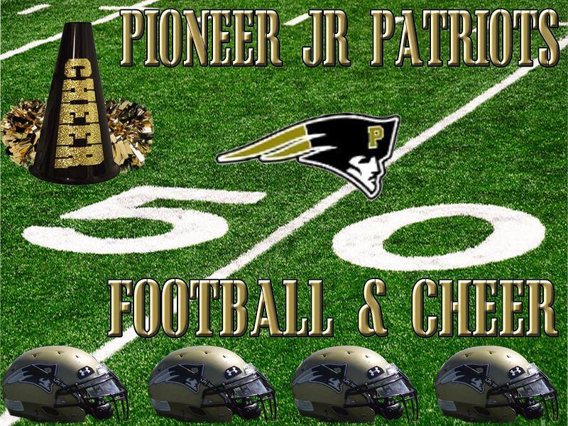 Pioneer Junior Patriots - SYF - 8U - Jr PeeWee