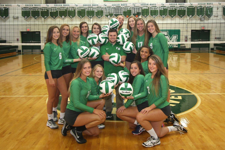 Fort Myers High School - Girls' Varsity Volleyball