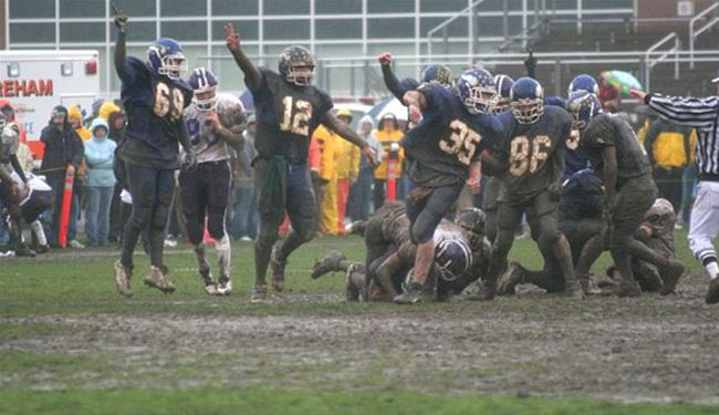 Wareham High School - Boys Varsity Football