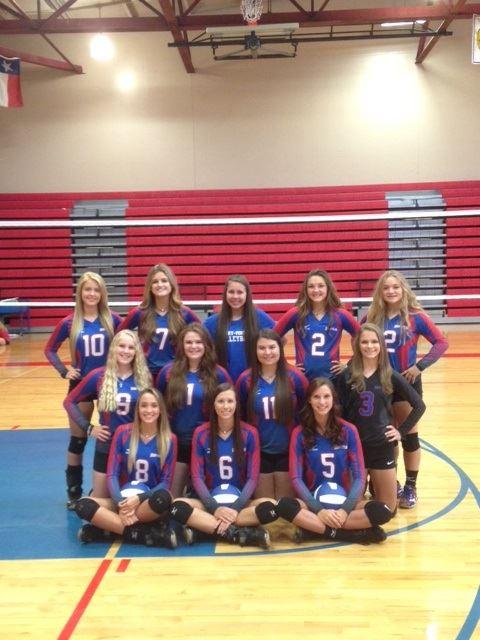 Gregory-Portland High School - Girls' Varsity Volleyball