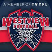 Westview Youth Football - Westview 5/6 -- Blue Perske