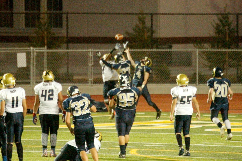 Modesto Rams-TVYFL CA - Rams Varsity