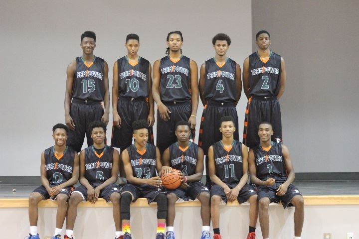 Gregory Williams Youth Teams - Team Power 2016