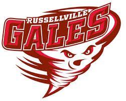 Russellville High School - Boys' Football RMS Black 7th Grade