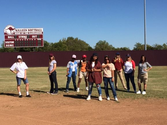 Killeen High School - Killeen High School Girls' Varsity Softball