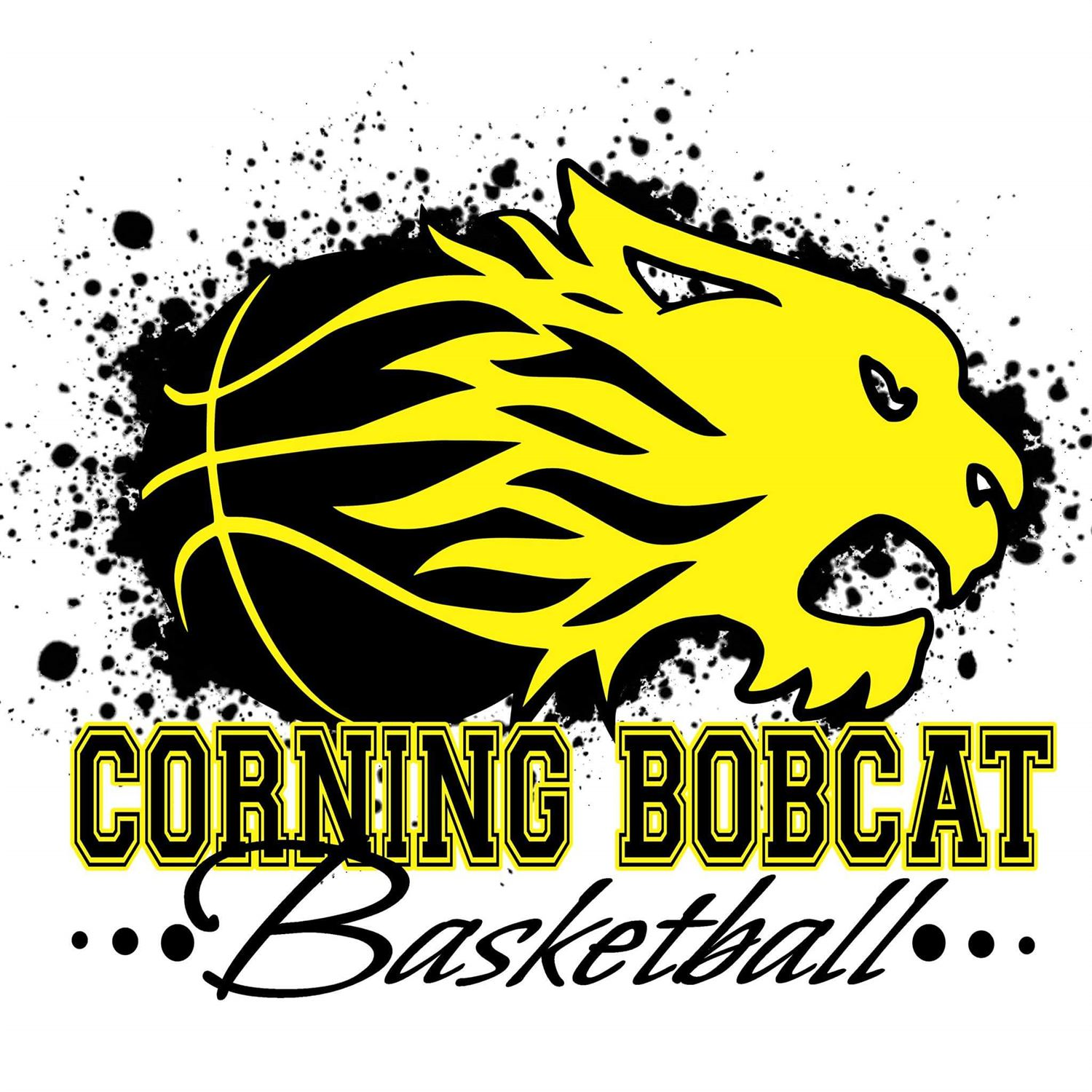Corning High School - Bobcat Basketball SR