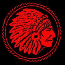 Peters Township Jr Football Assoc - PT Indians Red Magiske