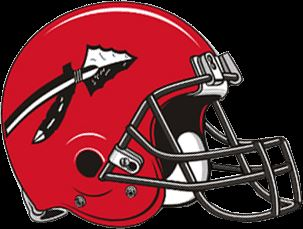 Peters Township Jr Football Assoc - PT Indians Black Marino