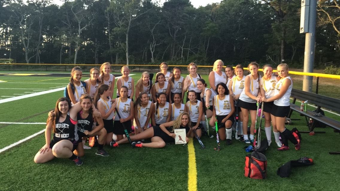 Nauset Regional High School - Girls' JV Field Hockey