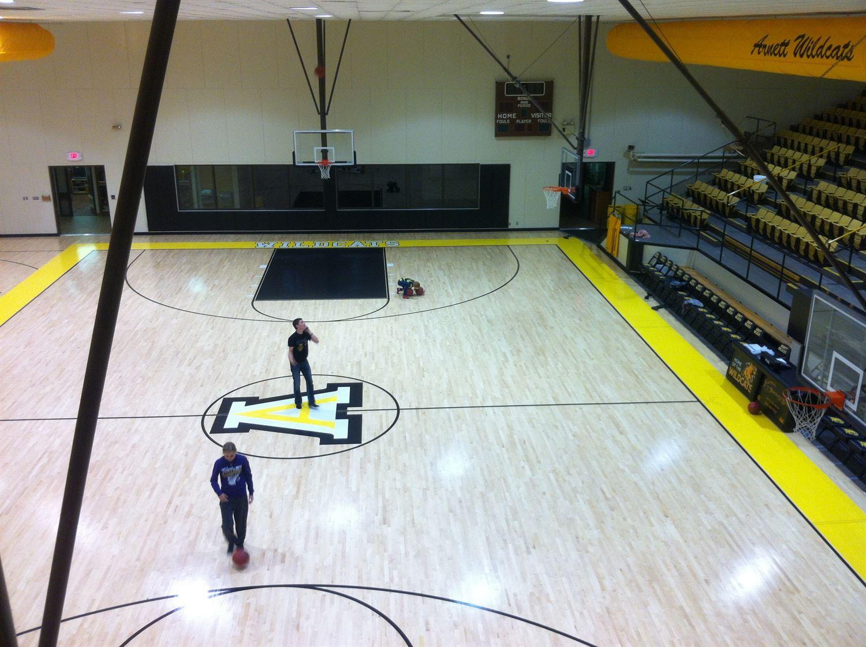 Arnett High School - Girls' Varsity Basketball