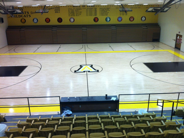 Arnett High School - Boys' Varsity Basketball