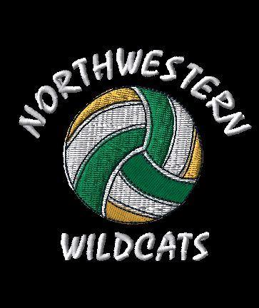Northwestern Area High School - Girls' Varsity Volleyball