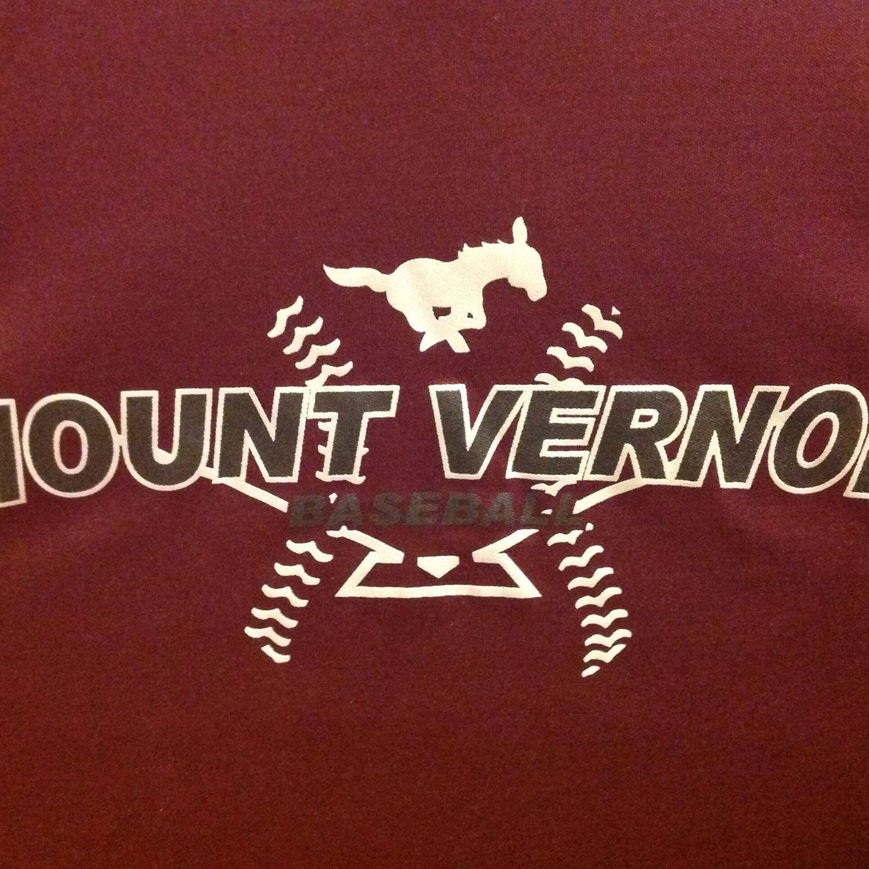 Mount Vernon High School - Varsity Baseball