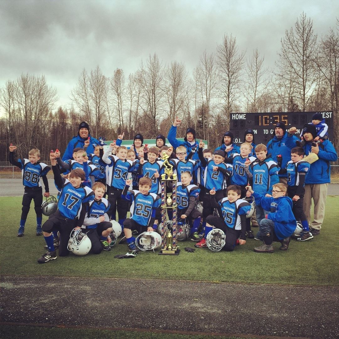 Panthers - 2017 Pee Wee Panthers (T.Pate)