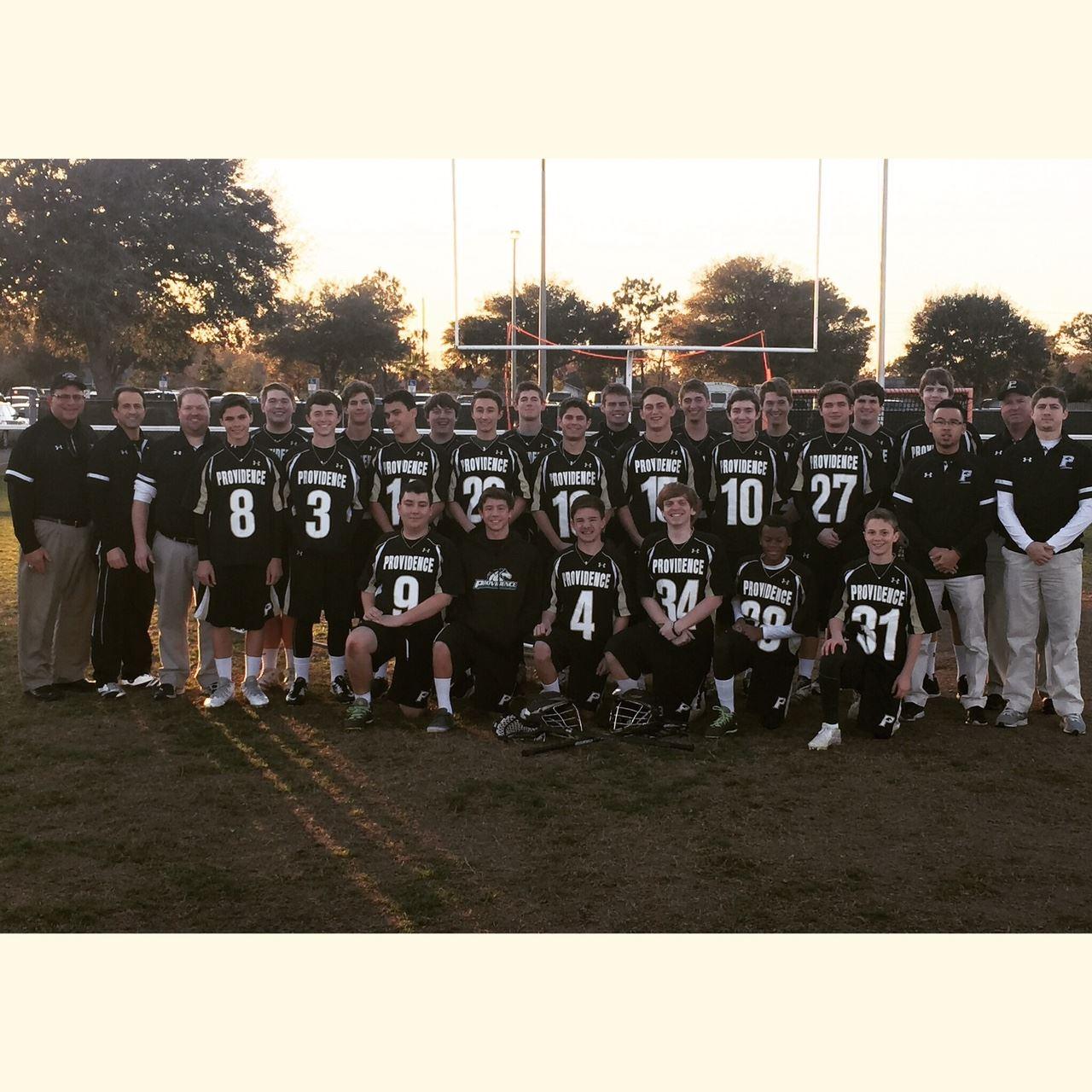 Providence High School - Varsity Lacrosse