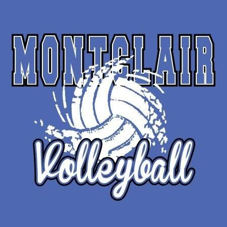 Montclair High School - Girls' Varsity Volleyball