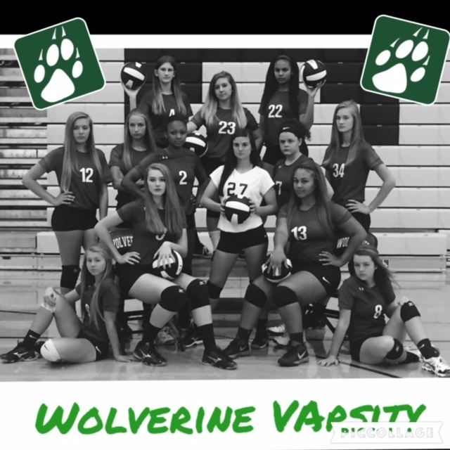 Sioux City West High School  - Girls' Varsity Volleyball
