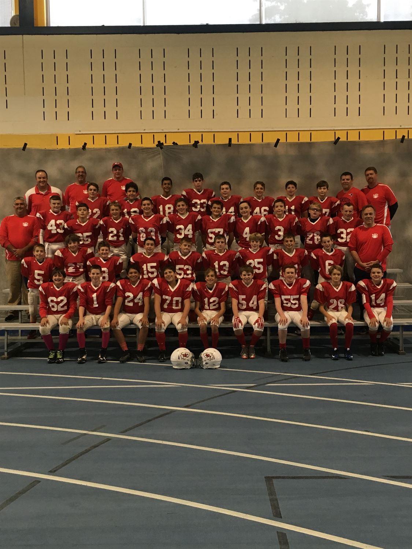 Andover Junior Football League - Chiefs