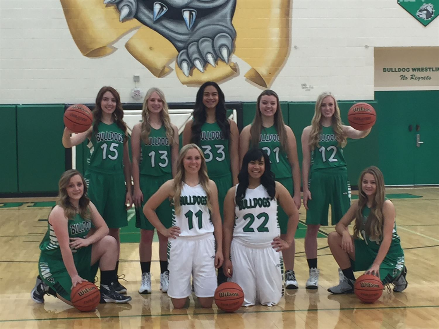 Virgin Valley High School - Girls' Varsity Basketball