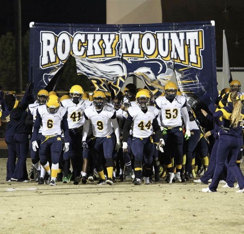 Rocky Mount High School - Boys Varsity Football
