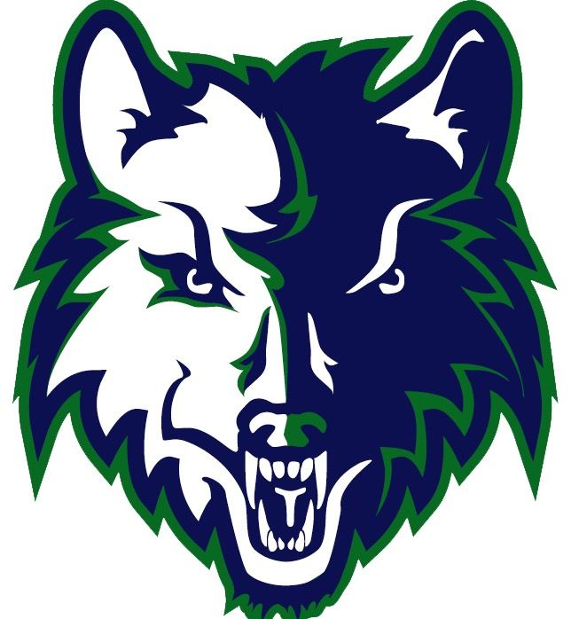 Bentonville Jr. High - Timber Wolves Football