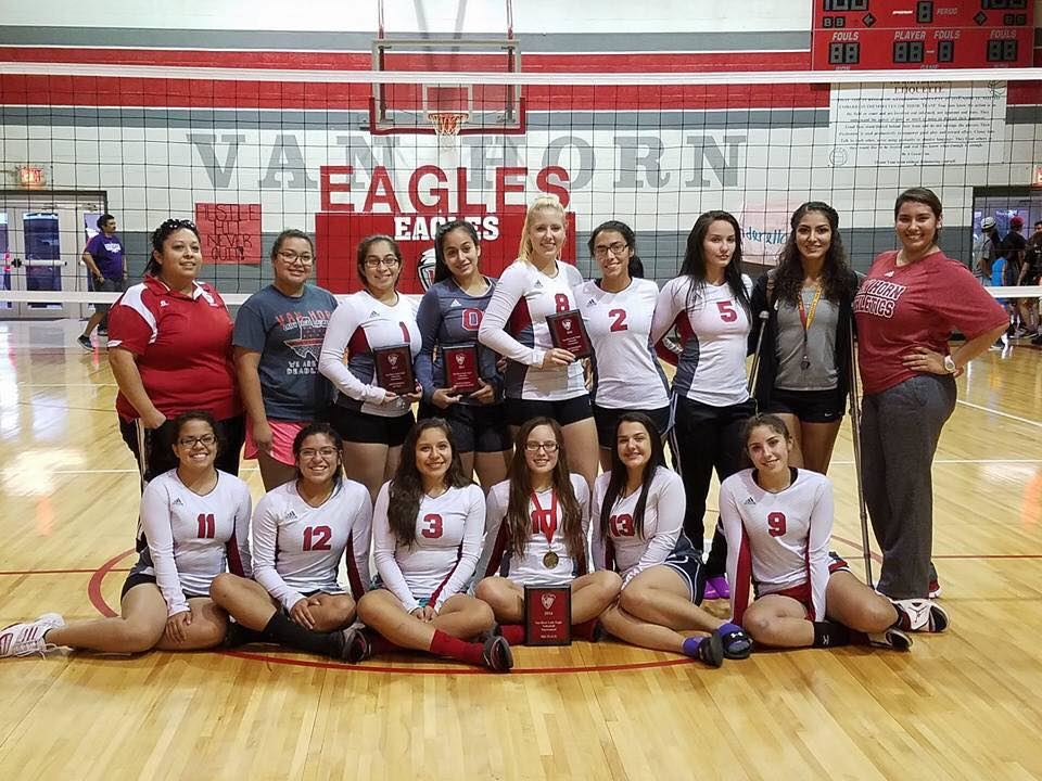 Van Horn High School - Girls' Varsity Volleyball