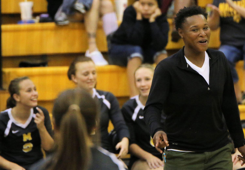 Malakoff High School - Girls' Varsity Volleyball