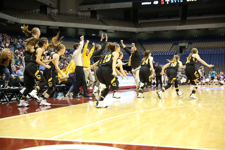 Canadian High School - Girls Varsity Basketball