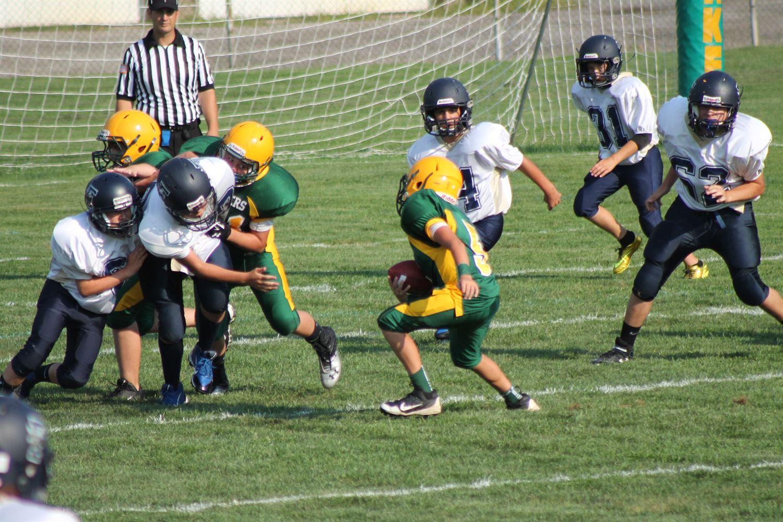 Deer Lakes High School - JV Lancers Football