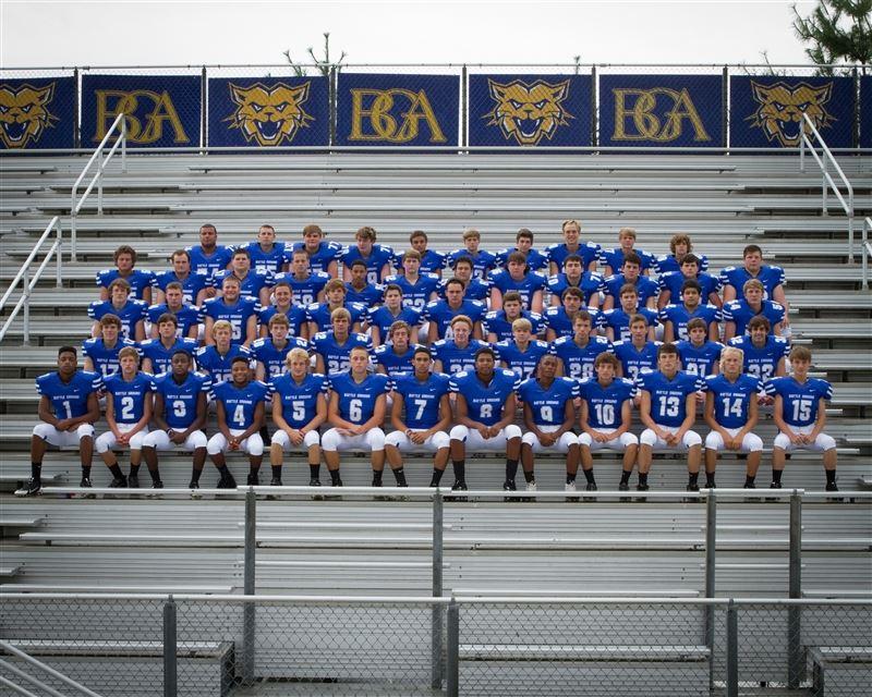 Battle Ground Academy High School - Varsity Football