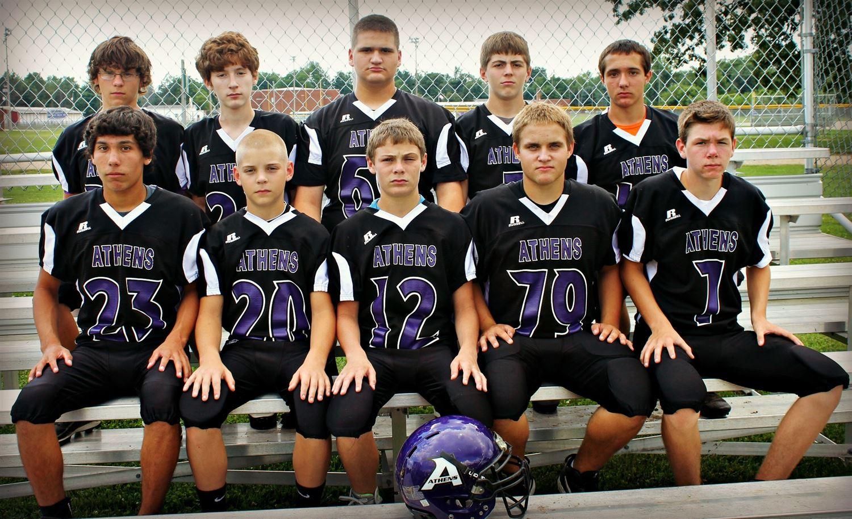 Athens High School - Boys' JV Football