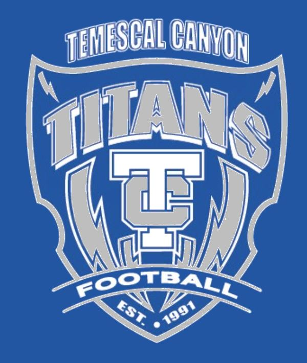 Temescal Canyon High School - TCHS Varsity Football