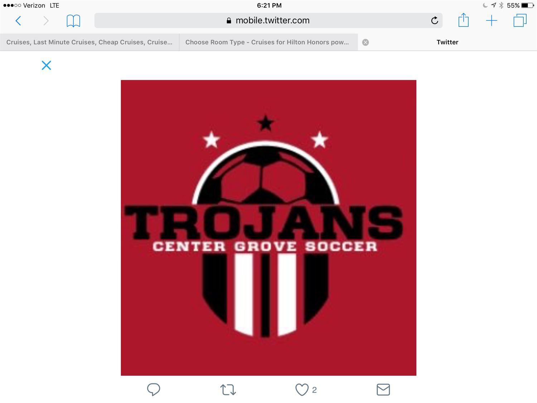 Center Grove High School - CGHS Boys Soccer