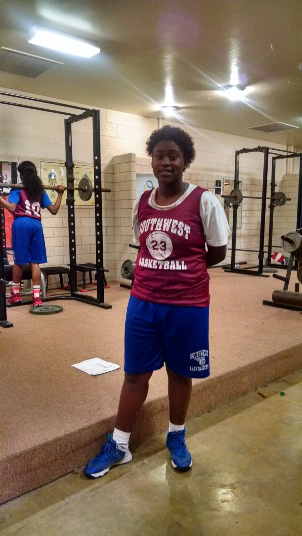Southwest High School - Girls' Varsity Basketball - New