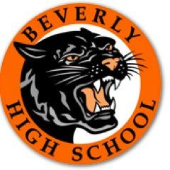 Beverly High School - Beverly Panthers Varsity Football