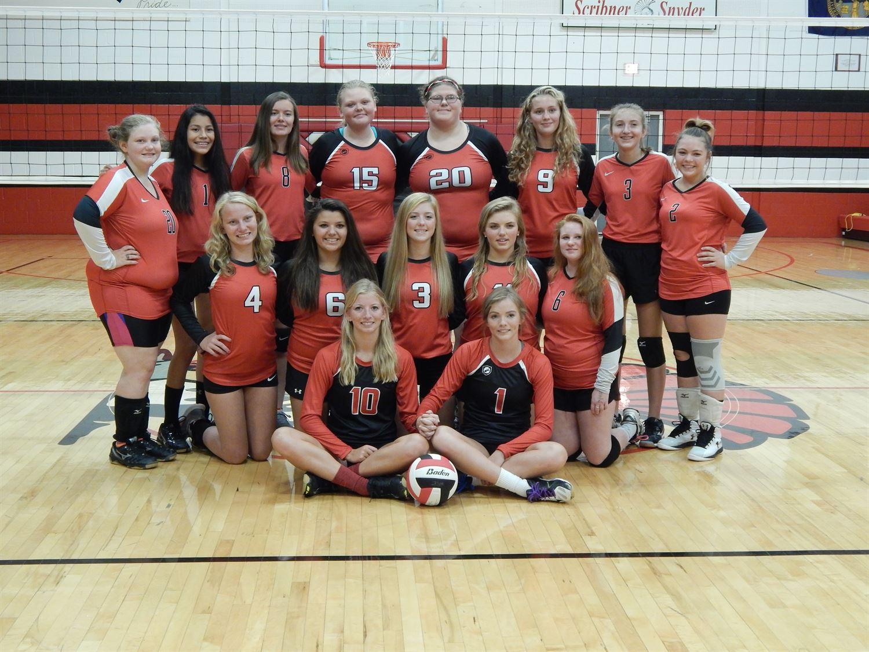 Scribner-Snyder High School - Girls' Varsity Volleyball