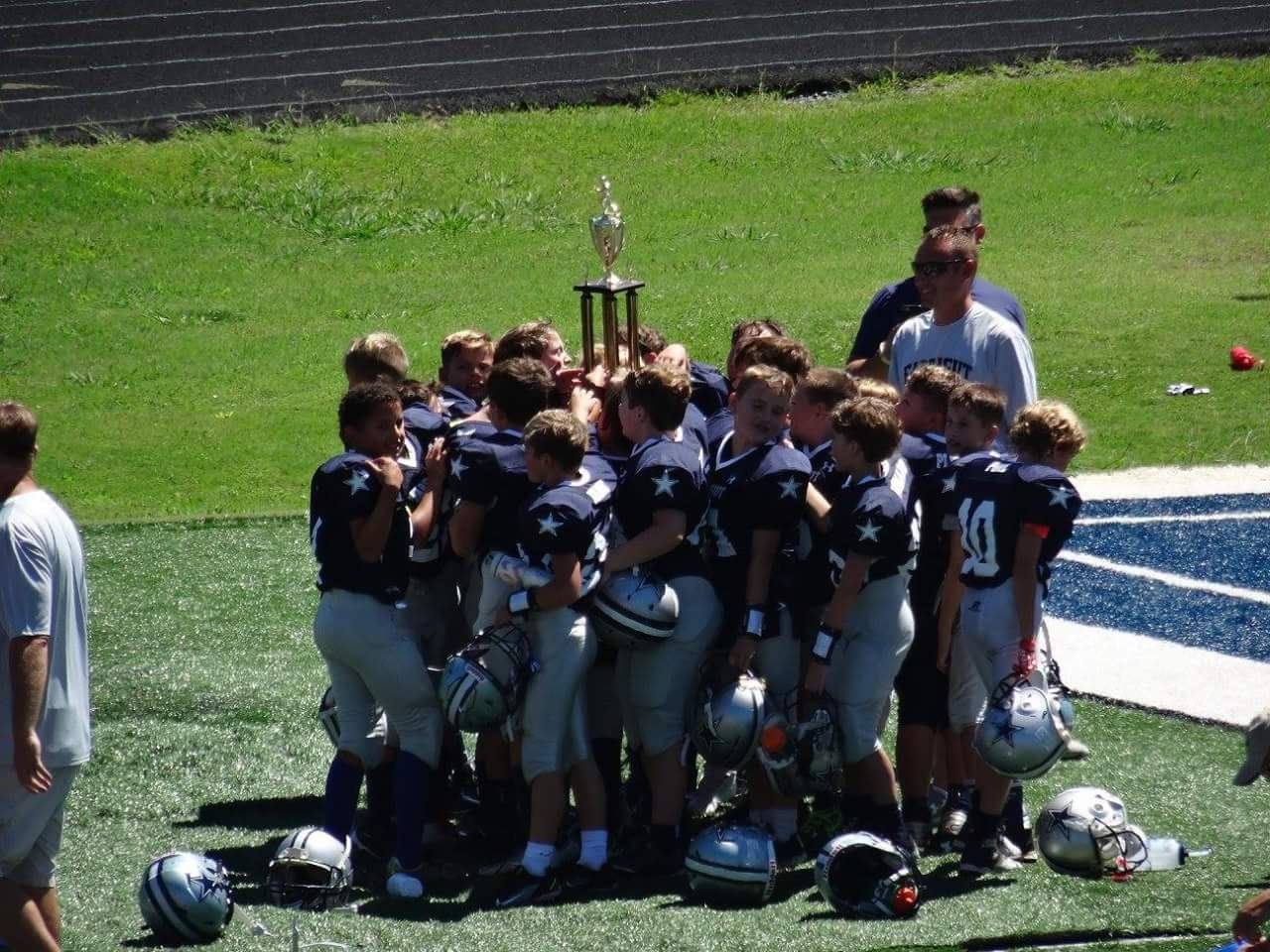 Farragut Youth Football - Farragut Admirals 9u