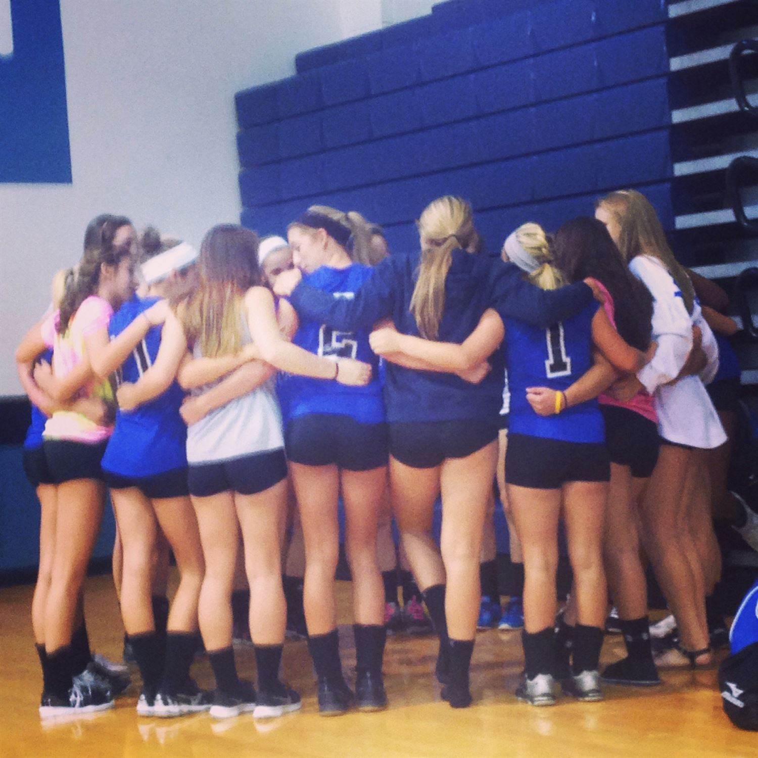 Mooresville High School - Girls' Varsity Volleyball