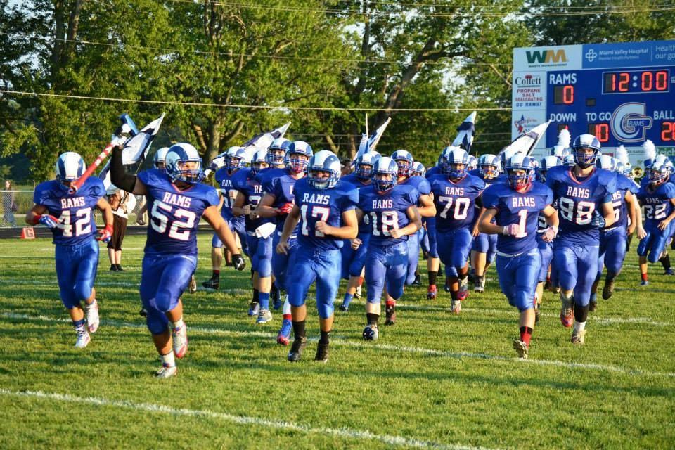 Greeneview High School - Boys Varsity Football