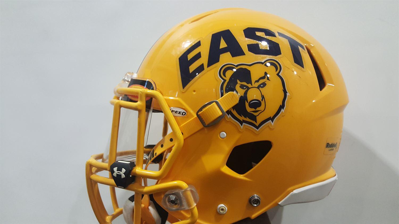 East High School Golden Bears - Varsity Football