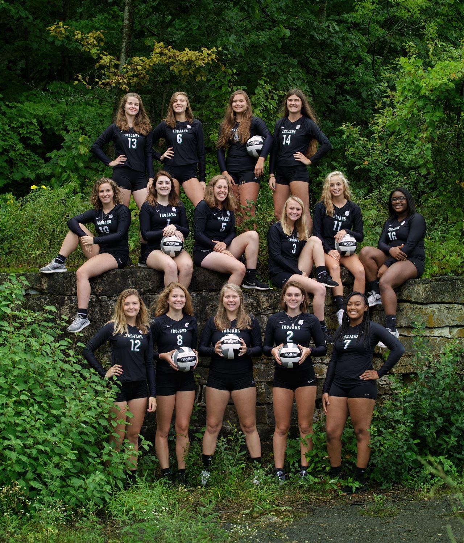 Wauwatosa West High School - Girls' Varsity Volleyball