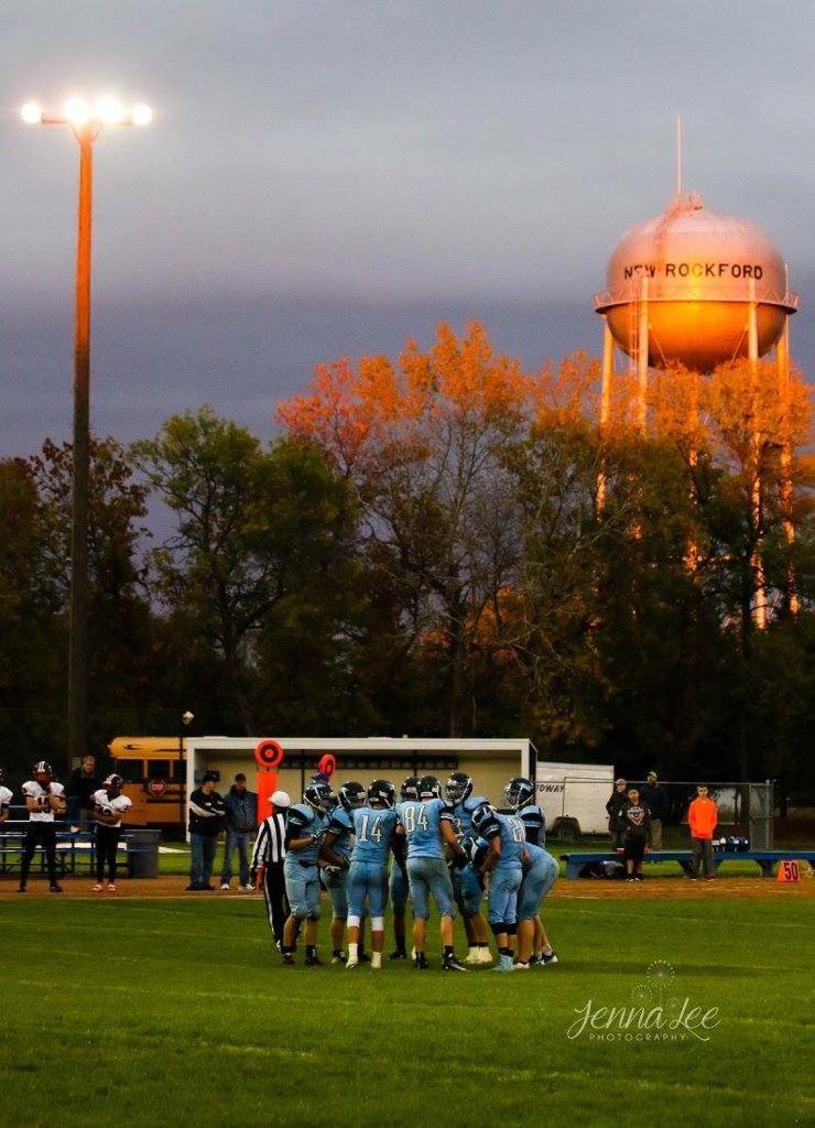 New Rockford-Sheyenne High School - Boys Varsity Football