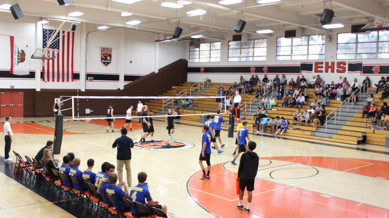 Escondido High School - Boys' Varsity Volleyball