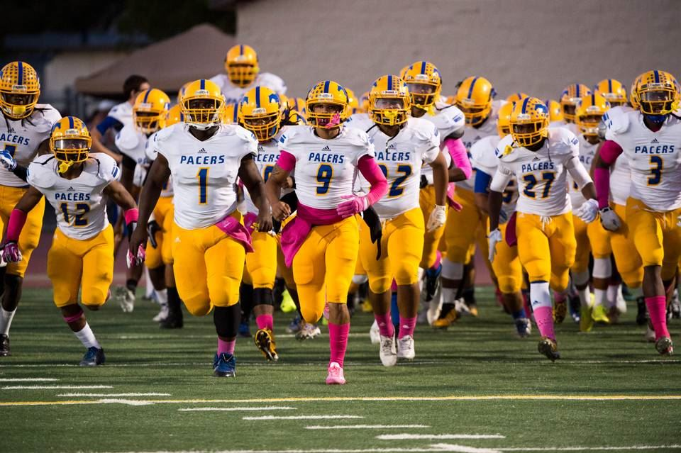 Grant Union High School - Grant Varsity Football