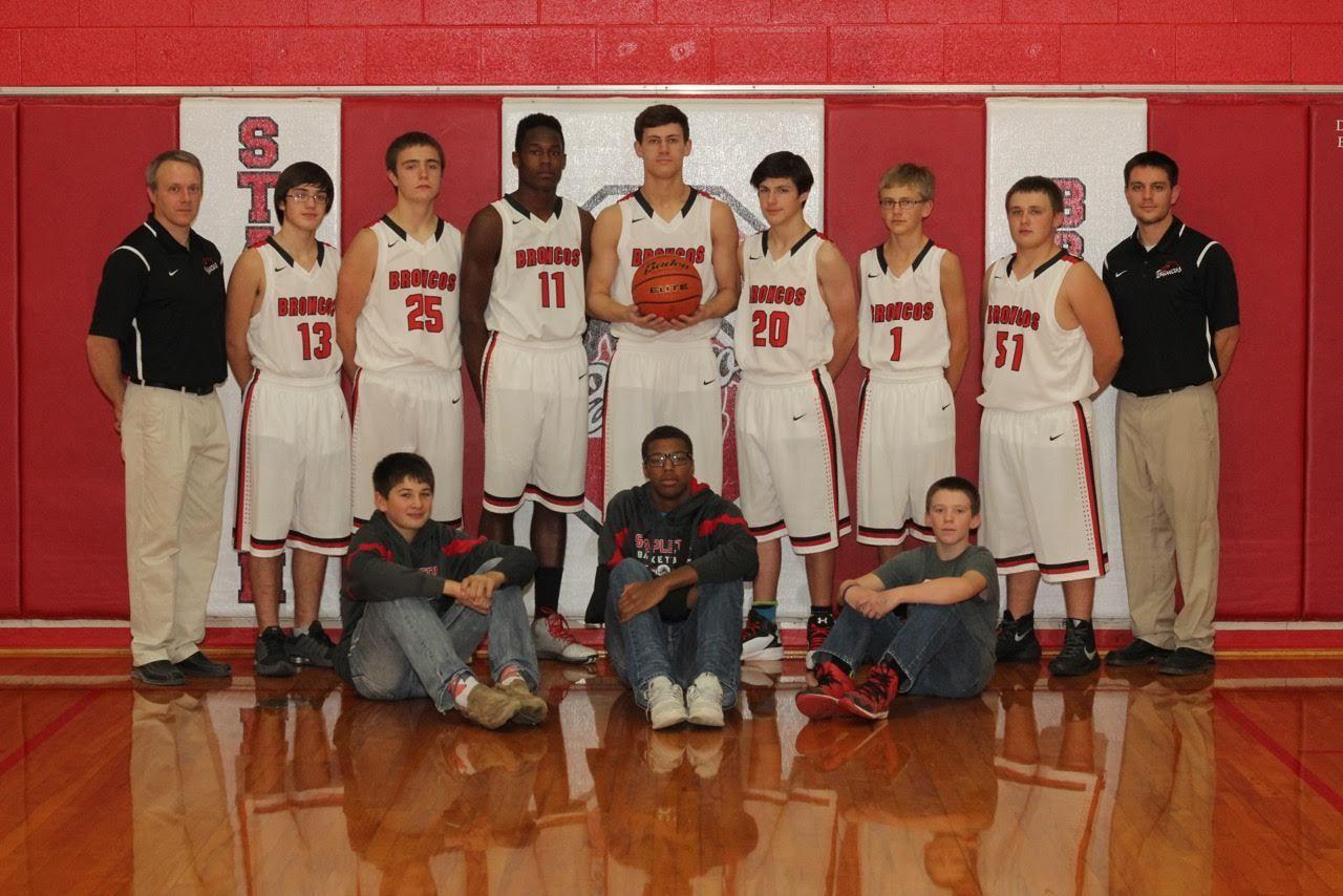 Stapleton High School - Boys' Varsity Basketball