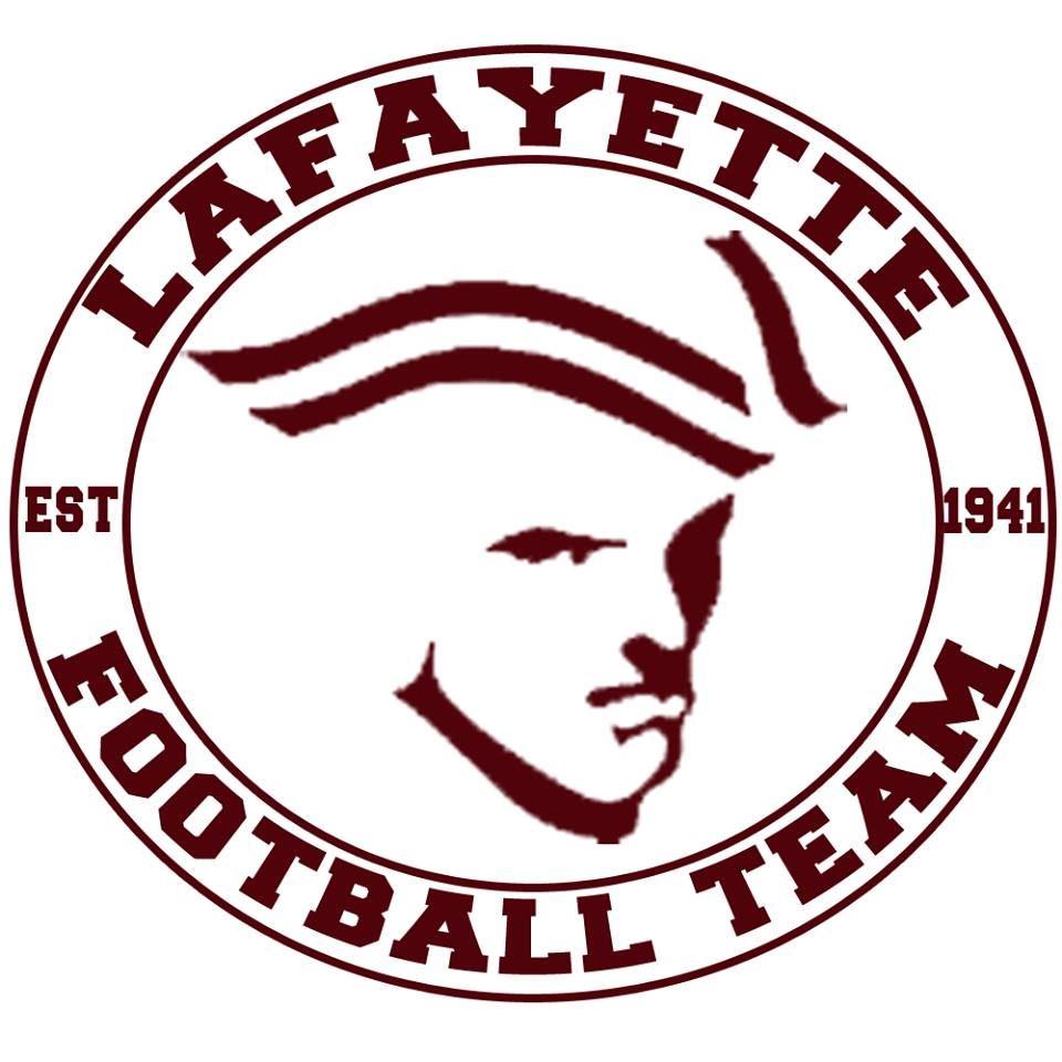 Lafayette High School - Boys Varsity Football