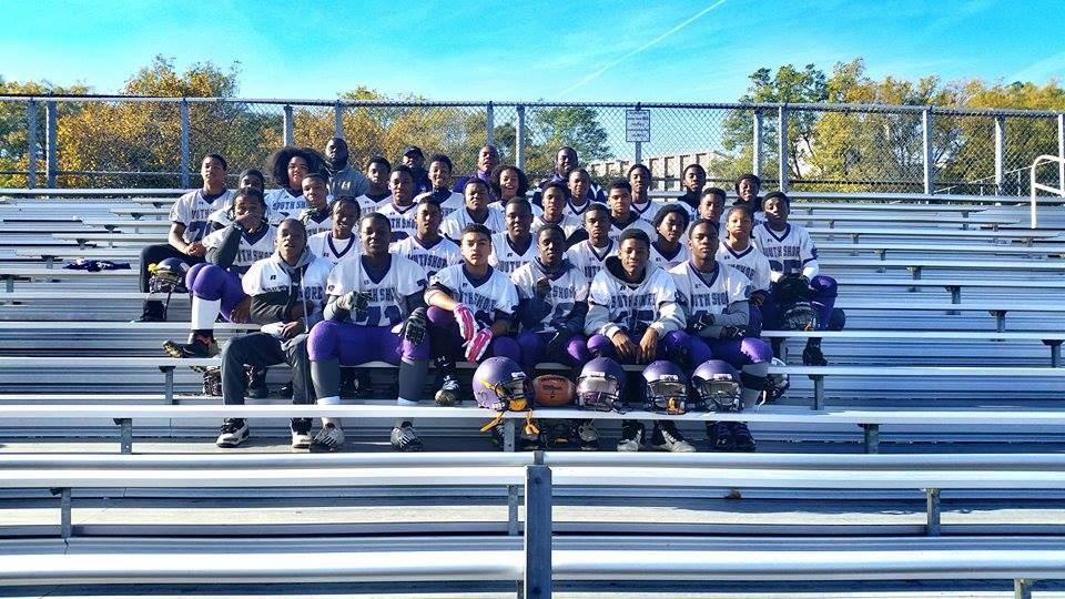 South Shore High School - Boys' JV Football