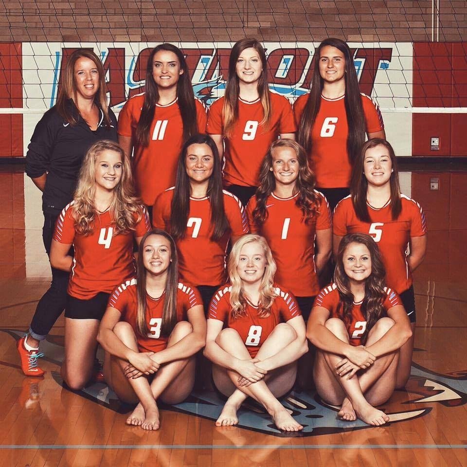 Eastmont High School - Girls' Varsity Volleyball